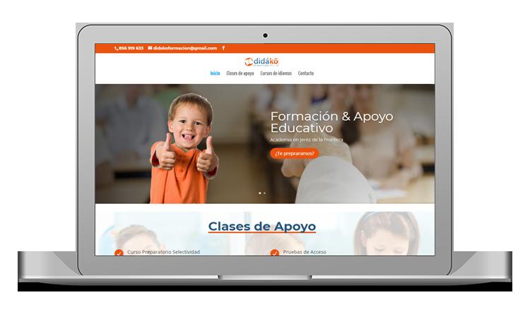 web-para-centros-de-formacion-y-escuelas